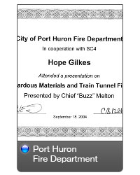 Port Huron Fire Department