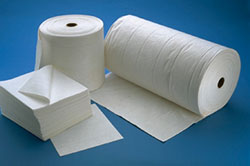 Absorbent Rolls and Pads