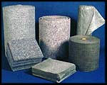 Absorbent products for all spills.